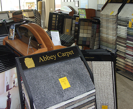 Luxurious carpet, on sale now.